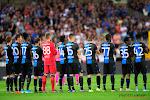 ? Brugse fans komen met mooi eerbetoon aan Bjorg Lambrecht én applaus voor Vincent Mannaert, die nog versterking wil