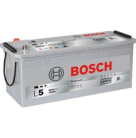 Fritidsbatteri Bosch 12V/140Ah