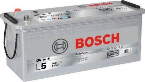 Bosch 12V 140Ah - Fritidsbatteri