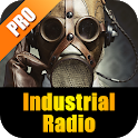 Industrial Music Radio Pro 🎧 icon