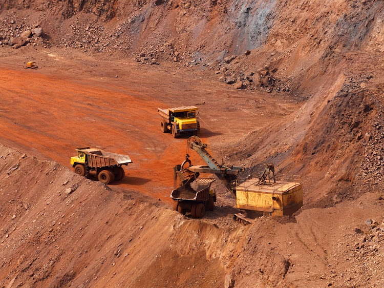For the first time since 2008, the mining index outperformed the all share in the 12 months to end-June, says PwC partner Andries Rossouw. Picture: ISTOCK
