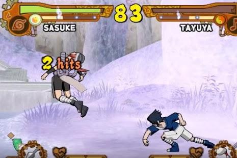 naruto shippuden ultimate ninja storm blazing apk