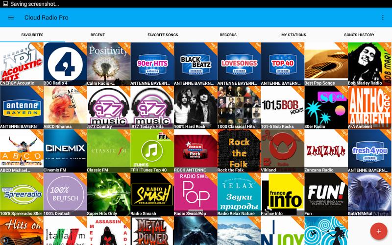 Cloud Radio Pro ( Record & Lyrics ) Screenshot 8