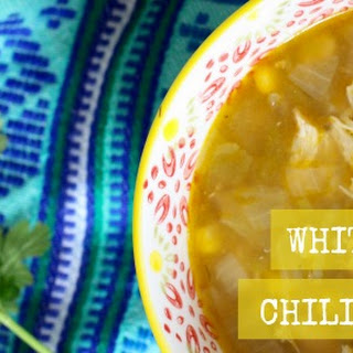 White Chicken Chili with Corn