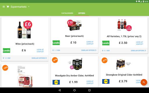 ILikeSales Catalogues & Offers 3.2.2 screenshots 11