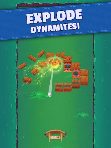 Bouncefield: Arkanoid Bricks Breaker 1.1.0 screenshots 8