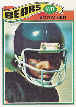 Photo: Bo Rather 1977 Topps RC