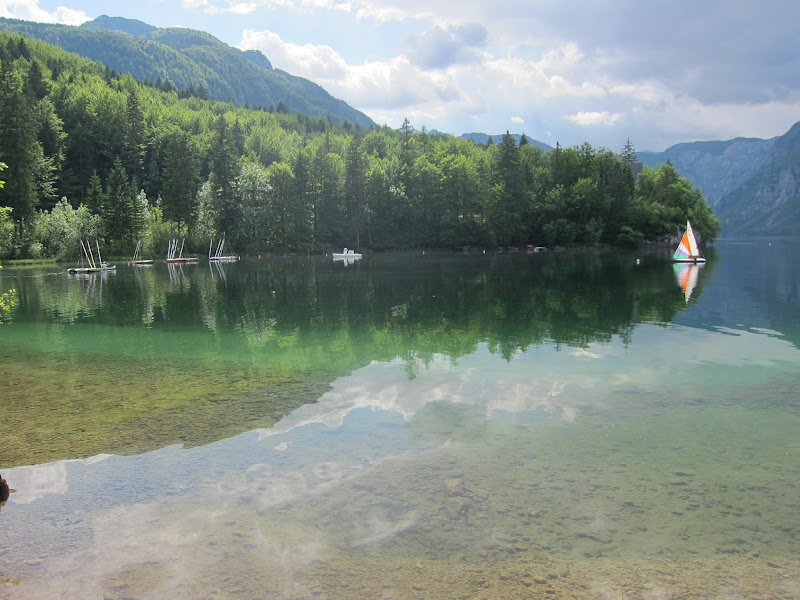 Photo: Bled hosted the World Rowing Championships for the 4th time in history in 2011.