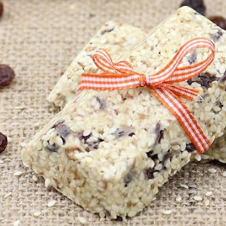 Sesame Seed Bars Recipes.