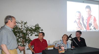 Photo: Sessão na Biblioteca Municipal das Caldas da Rainha