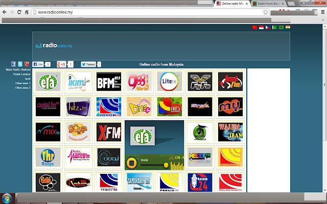 Malaysian radio stations