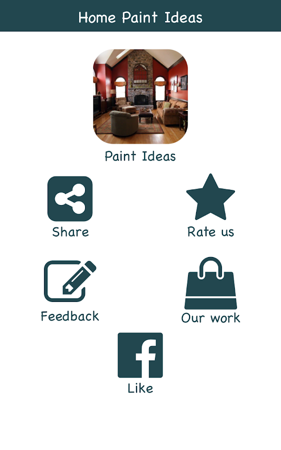 Home Interior Painting Ideas Android Apps On Google Play