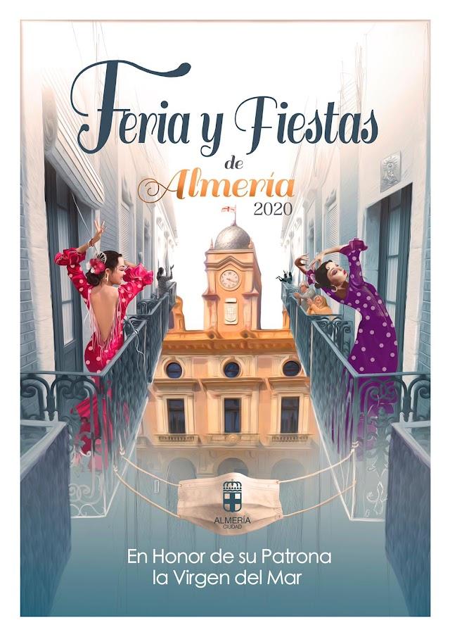 El cartel de Feria ganador en esta atípica edición.