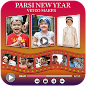 Nowruz Video Maker 2017 : Parsi New Year Video