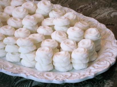 Cream Cheese Mints Recipe