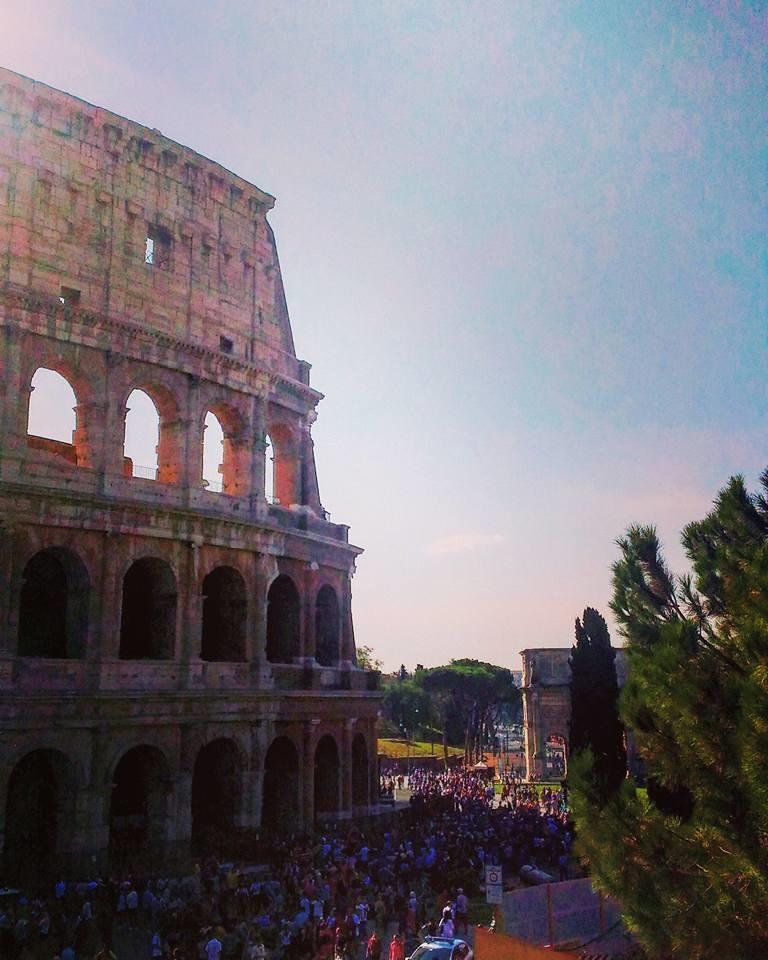 A ordinary day in Rome di valentinamello