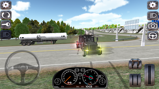 Euro truck simulator 3d hd apps on google play for Simulatore 3d