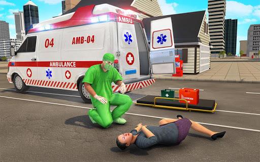 City Ambulance Emergency Rescue 1.02 de.gamequotes.net 1