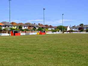 Photo: 16/08/06 - Ground photo taken at BFC (Wessex League) - contributed by Paul Sirey