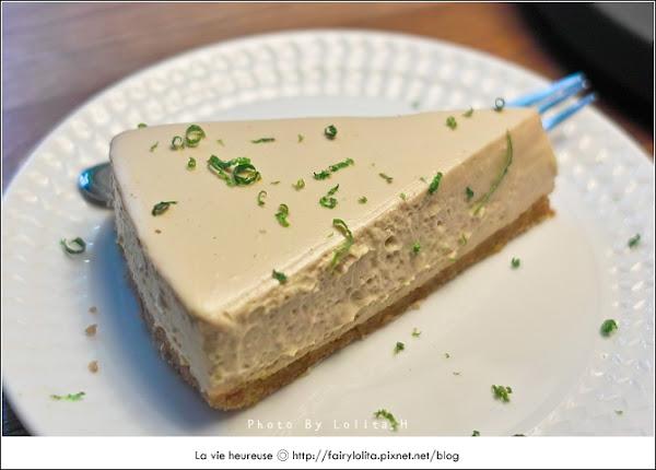 小食糖 Sugar Bistro。藏身在巷弄內的超美味乳酪蛋糕