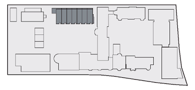 Site plan for Teil Townhouse
