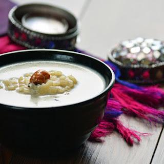Aval Payasam / Beaten Rice Kheer