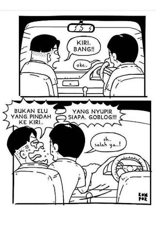 玩免費漫畫APP|下載Komik Lucu Ngaco 4:Gokil app不用錢|硬是要APP