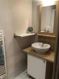 Appartement meublé 3 pièces 44 m2