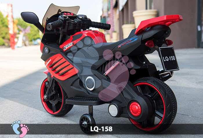 Xe máy điện cho bé LQ-158 4