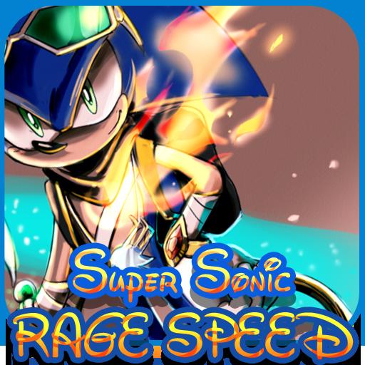 Super Sonic Speed Shadow Run