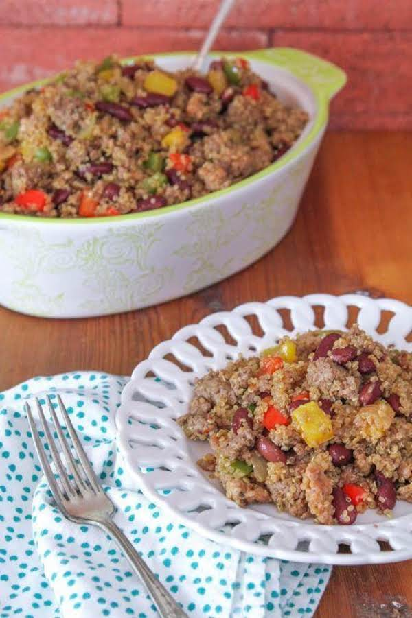 Diana's Presidential Bison Skillet Meal Recipe