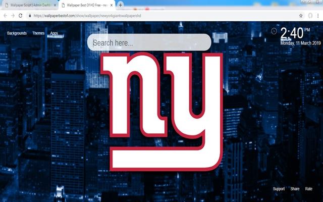 New York Giants Wallpapers Hd