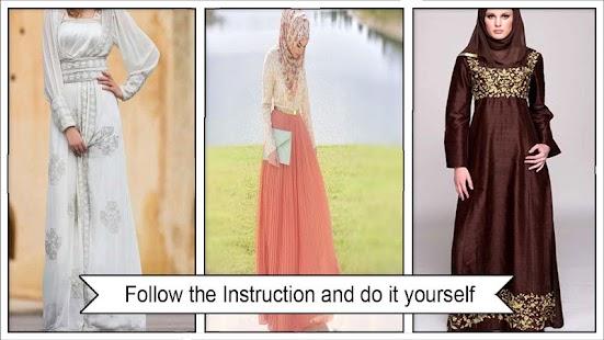 Beautiful Muslim Dress Ideas - náhled