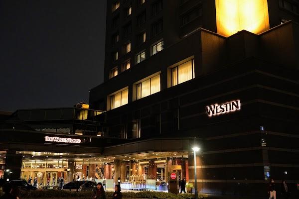 ウェスチンホテル恵比寿