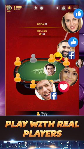 Svara - 3 Card Poker Online Card Game 1.0.11 screenshots 3