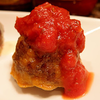 Chorizo & Cheddar Cheese Meatballs Recipe