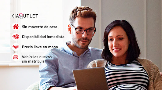 Renovado servicio online con atractivas ofertas KIA