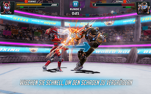 World Robot Boxing 2 Screenshot