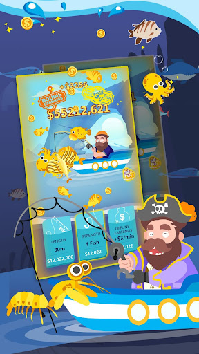 Fishing Master: I'm a fisherman! 1.0.5 screenshots 4