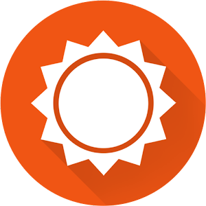 Image result for accuweather app logo