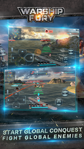 Warship Fury  screenshots 2