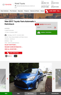 World Toyota- screenshot thumbnail