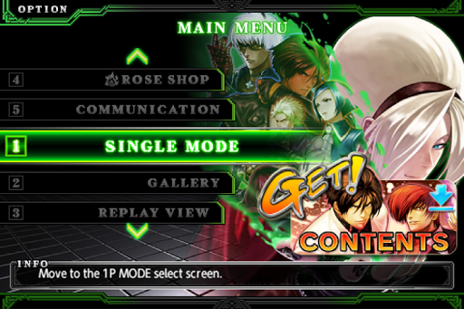 THE KING OF FIGHTERS-A 2012(F) screenshot 5