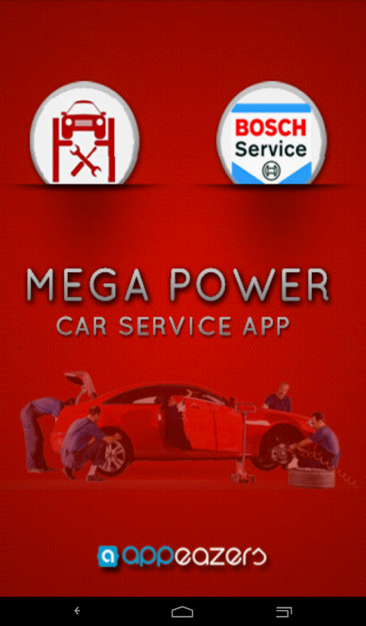 Mega Power Services- screenshot