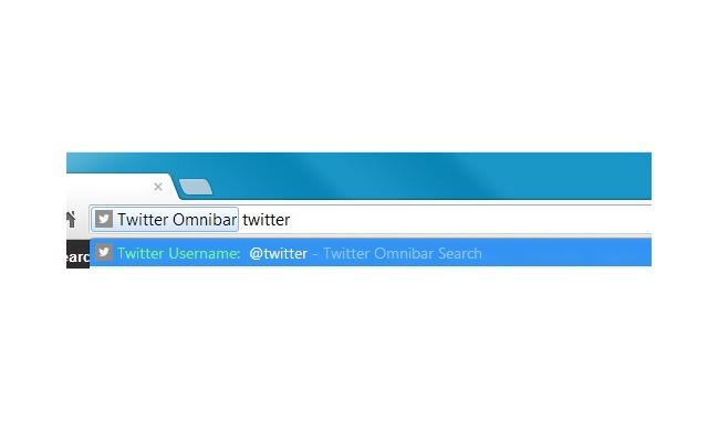Omnibox Twitter