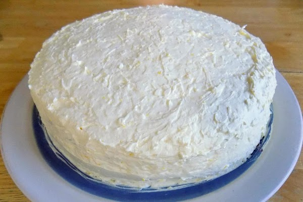 Adjust frosting volume or thickness by adding more whipped topping and/or coconut, if needed....