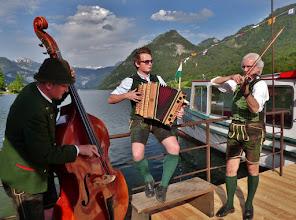 Photo: Willkommen zur Bootsfahrt auf dem See!