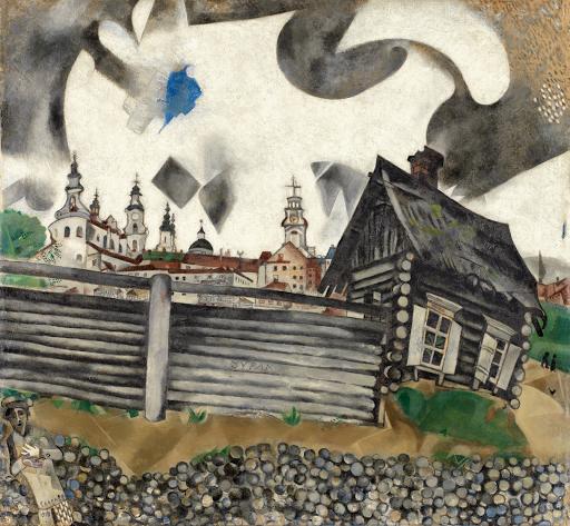 chagall maison