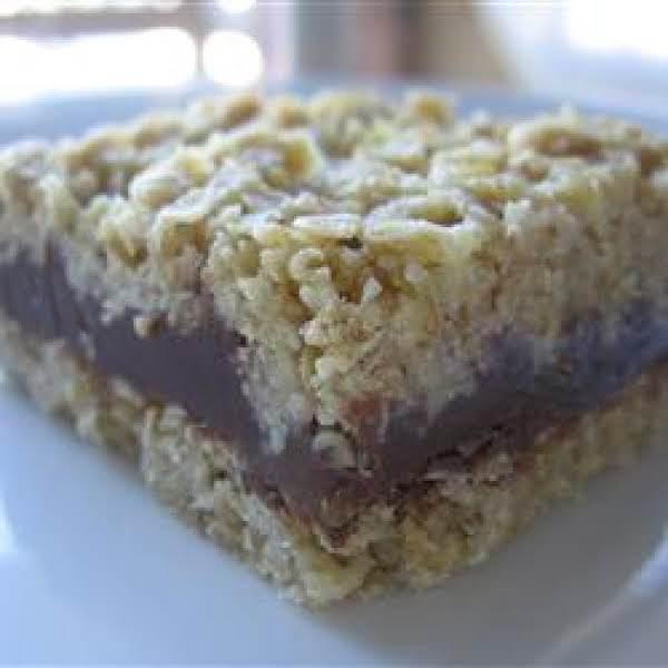 No Bake Oat Bars Recipe