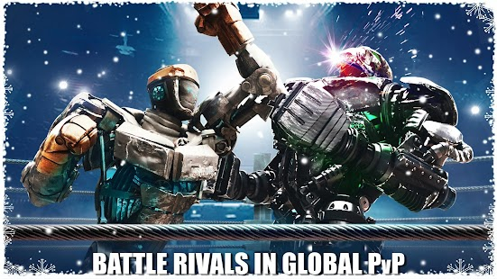 Real Steel World Robot Boxing 29.29.800 (Mod Money/Ad-Free) Apk + Data
